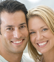 photo of happy couple